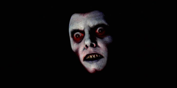 The Exorcist, horror, personal essay