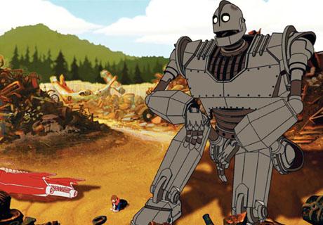 Quick nostalgia kick: The Iron Giant (1999) | Video Word Made Flesh