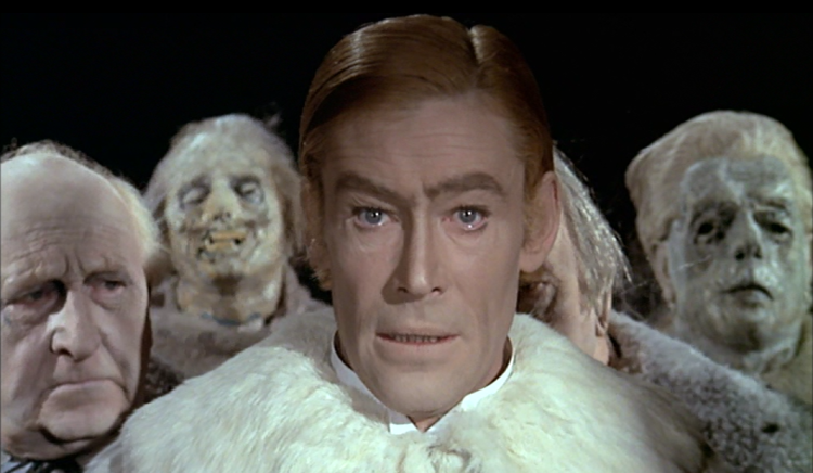 Peter O'Toole, The ruling class
